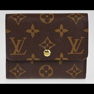 Louis Vuitton Monogram Anais Wallet